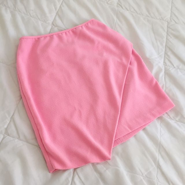 SHEIKE Pink Skirt