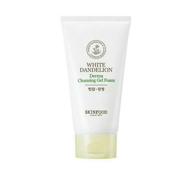 Skinfood White Dandelion Cleansing Gel Foam (150ml)