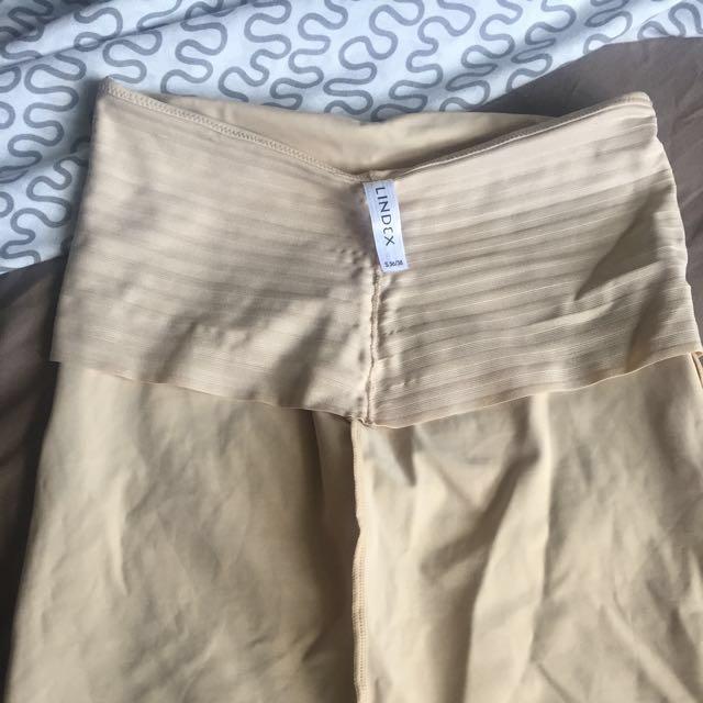 Slimming underwear skirt nude