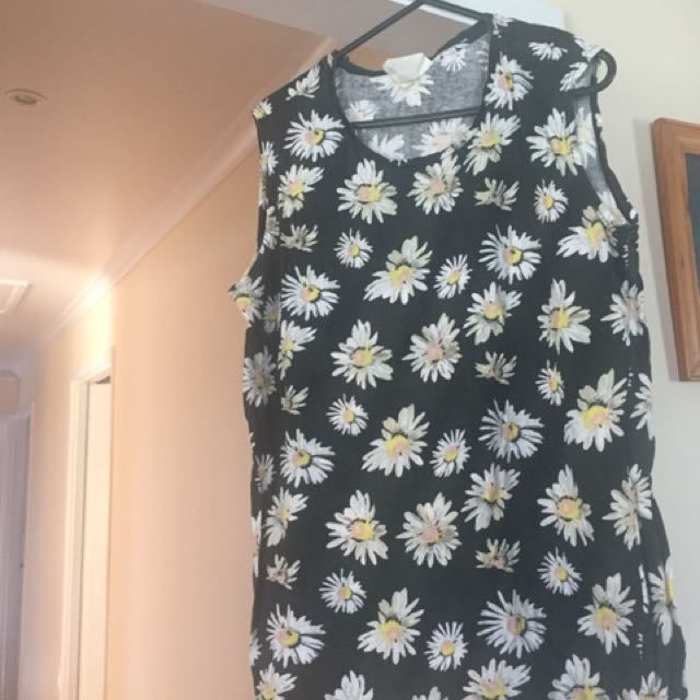 Sunflower singlet
