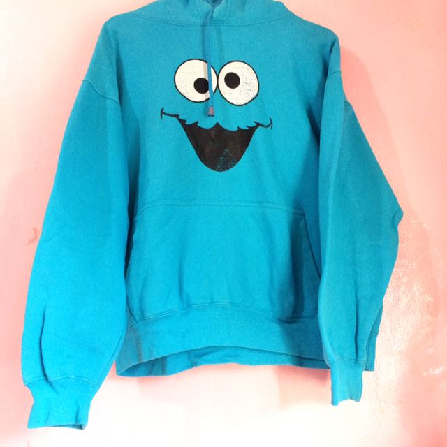 Sweater Cookie Monster