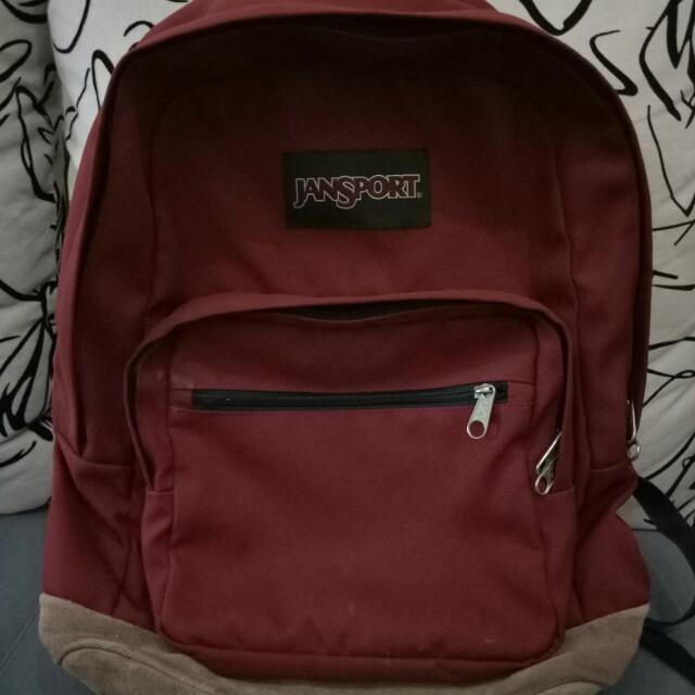 pretty nice 7556c 04eb1 Tas Jansport Right Pack Original, Men s Fashion, Men s Bags ...