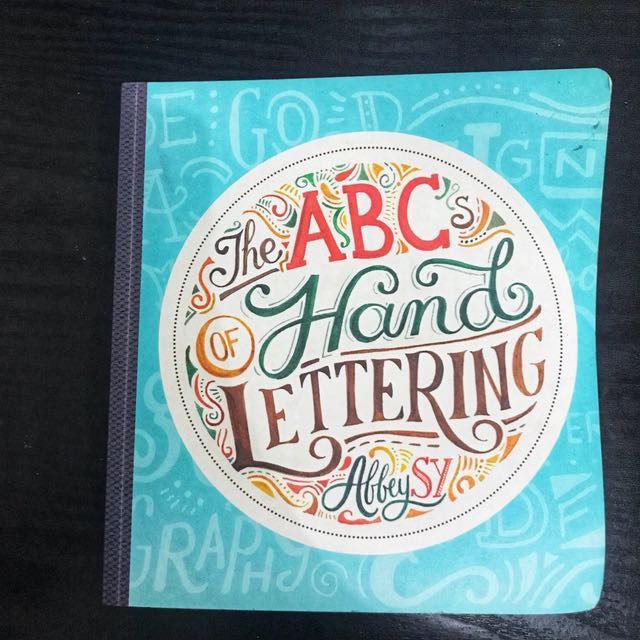 The ABC of Hand Lettering
