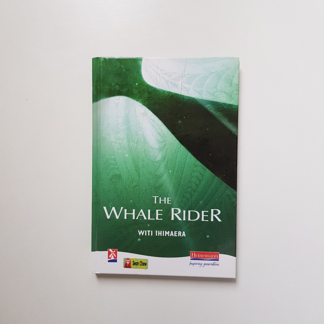 a yearning for a connection in the whale rider by witi ihimaera Abebookscom: the whale rider (9781740947831) by witi ihimaera and a great selection of similar new, used and collectible books available now at great prices.