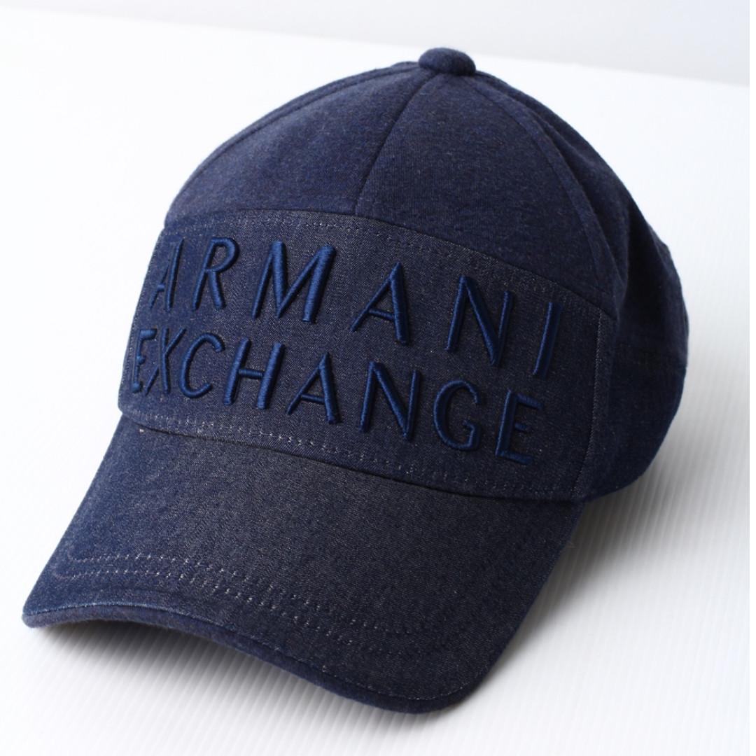 Topi ARMANI EXCHANGE original baseball cap