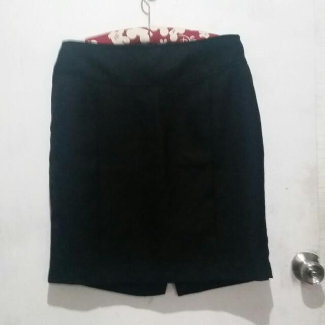 Trafaluc Zara Black Skirt