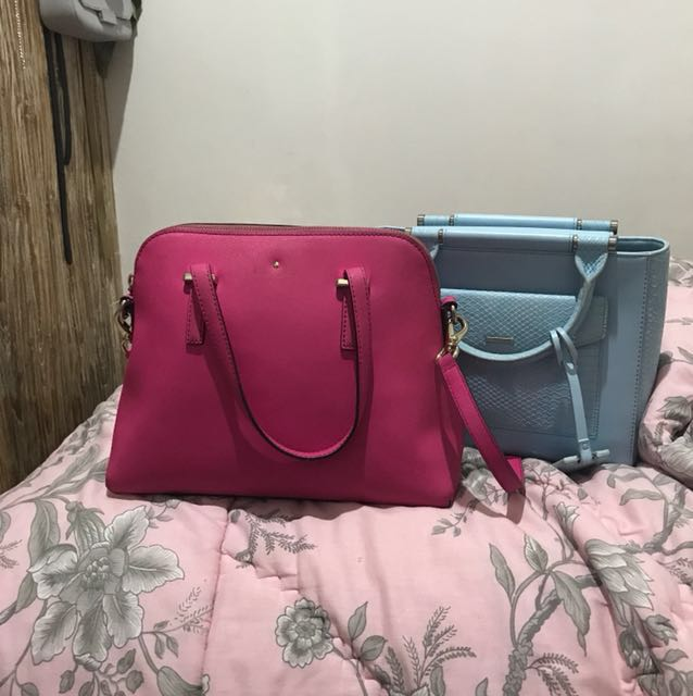 Turun harga Kate spade & pedro bag take 2