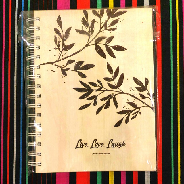 PAPER LUXE Twin Wire Ring Note Book A5