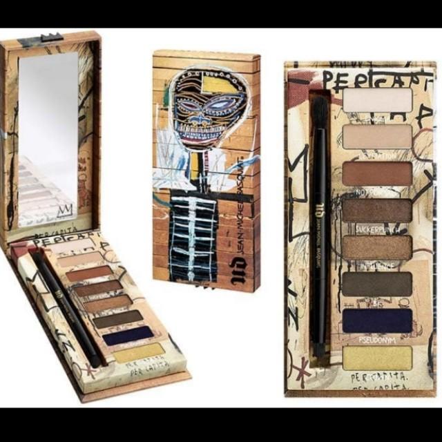 Urban decay eyeshadow pallete limited edition