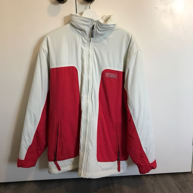 Vintage SXES Fleece Lined Jacket