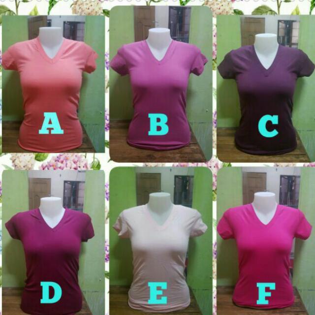 V-Neck Ladies' Shirt