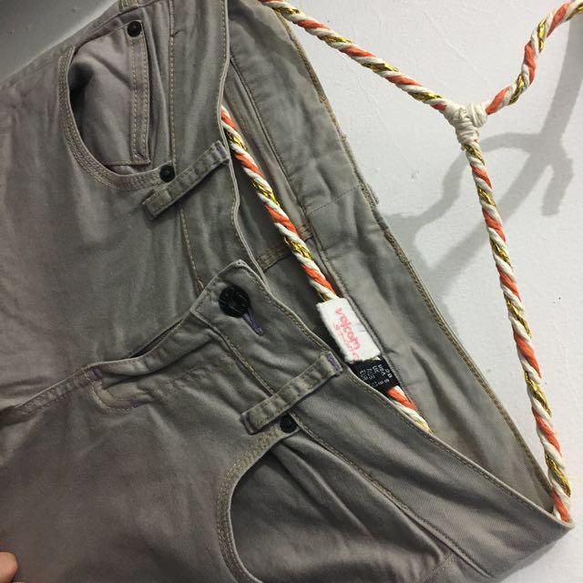 Volcom Stone Grey Jeans