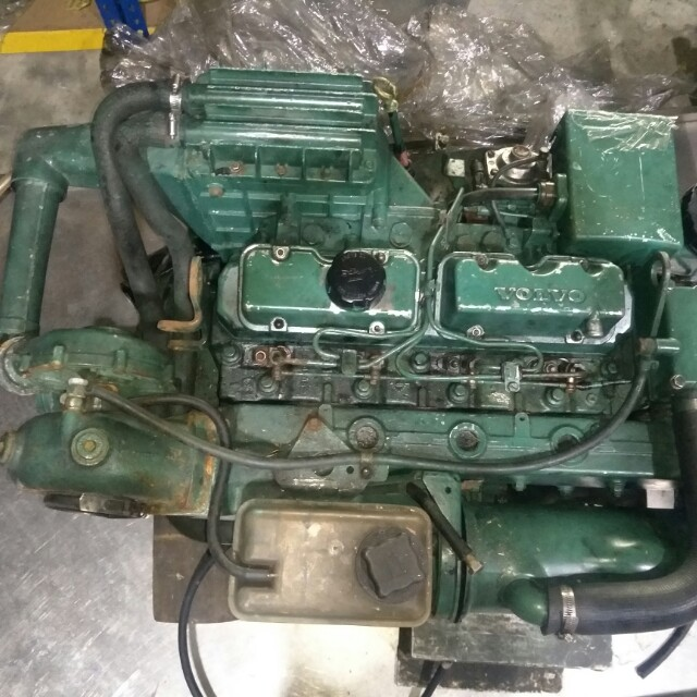 Volvo penta marine diesel engines AD31, Car Accessories on