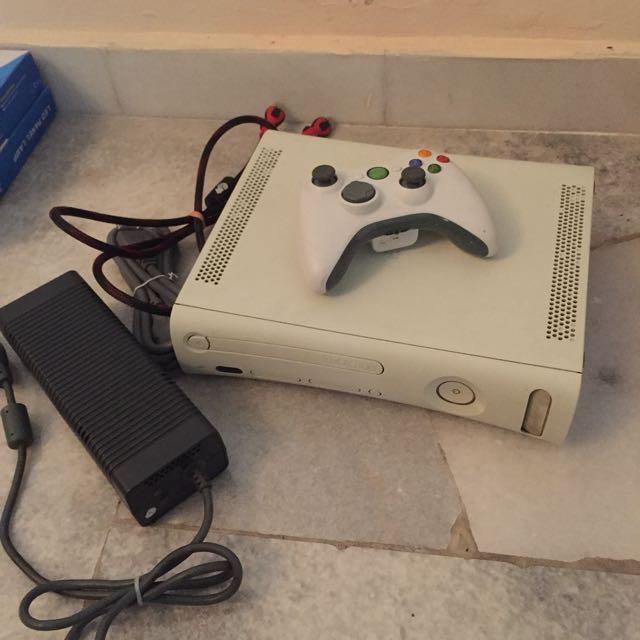 Xbox 360 Full Set (Jtag +mod)