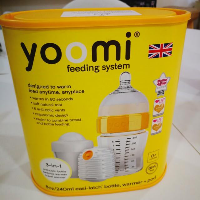 Yoomi feeding system
