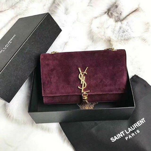 YVES SAINT LAURENT Tassel Bag