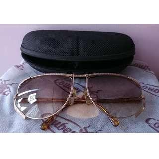 Christian Dior 2609-42 茶鏡 太陽眼鏡 Sunglasses