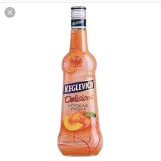 Keglevich (Peach)