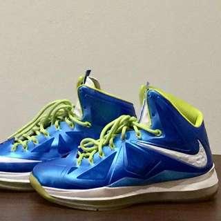 Sale Sepatu Basket Nike Lebron 10 Elite (like new)