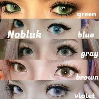 Nobluk Series Contact Lens