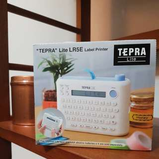 Laber Printer Tepra