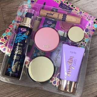 BNIB Authentic Tarte Starters Skin & Colour Set