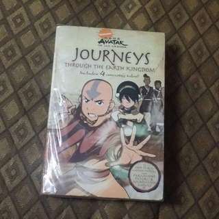Avatar: The Last Airbender: Journeys through the Earth Kingdom by Michael Teitelbaum