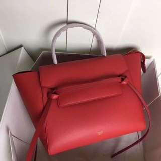 Celine belt bag 小牛皮鯰魚袋