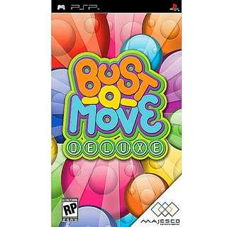 PSP BUST A MOVE