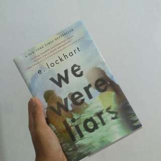 We Were Liars by E. Lockhart (Hardcover)