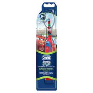 Oral-B Stages Disney Cars Battery Toothbrush