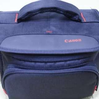 Canon中型相機背包(黑色)