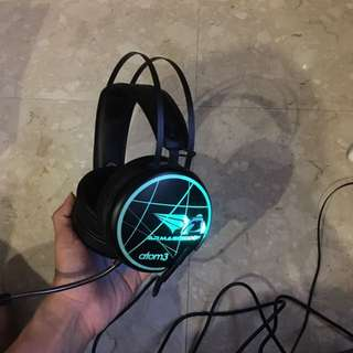 Armaggeddon atom 3 headset
