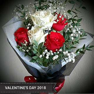 Valentine's Day Rose Bouquet