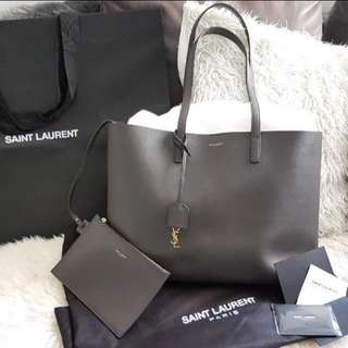 SAINT LAURENT YSL Shopper tote