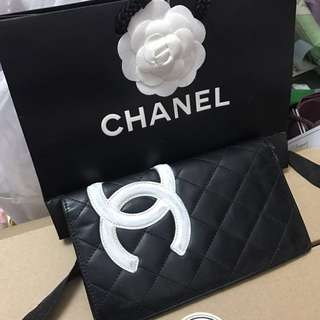 Chanel Wallet Authentic 長銀包
