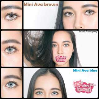 Preorder batch 1: Mini Ava Beauty Series Contact Lens