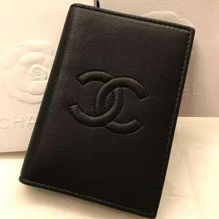 Chanel wallet case holder case