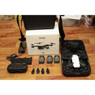 DJI SPARKS Flymore Combo