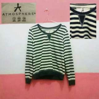 Sweater navy stripe