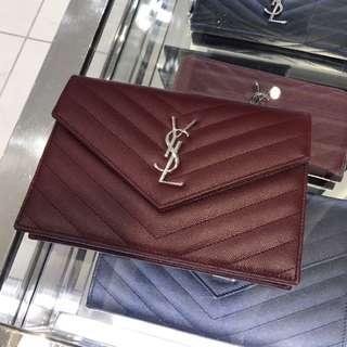 YSL WOC bag