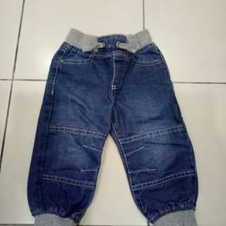Toddler Jogger Denim pants