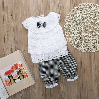 Summer Tops & Short Pants (PS1590)