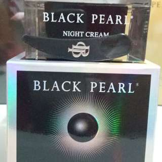 Black Pearl Age-Control Nourishing Night Cream