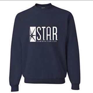 BN Star Labs The Flash Sweater