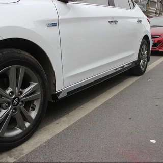 Side Skirting For Elantra AD- Ready Stock