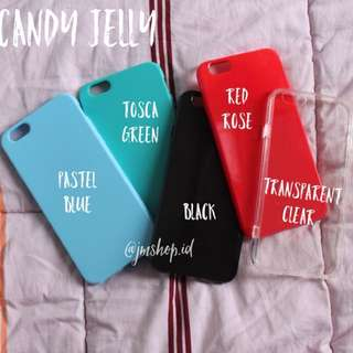casing iphone 6 softcase