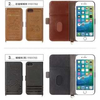 San-x 鬆弛熊 手機套 iphone 7 / 8
