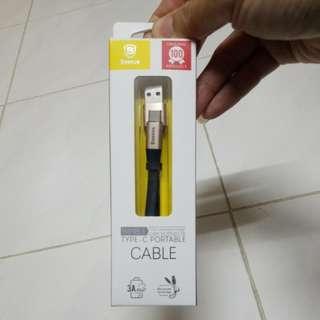 Baseus Type-C cable