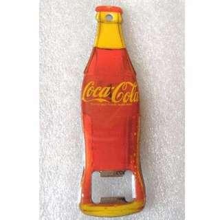 (絕版)可口可樂開瓶器 Coca-Cola Opener